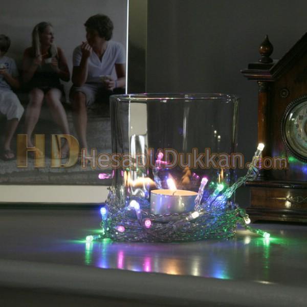 Yılbaşı ışıkları